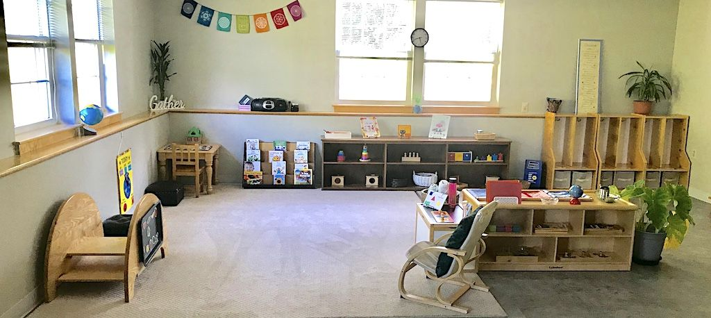 Montessori classroom