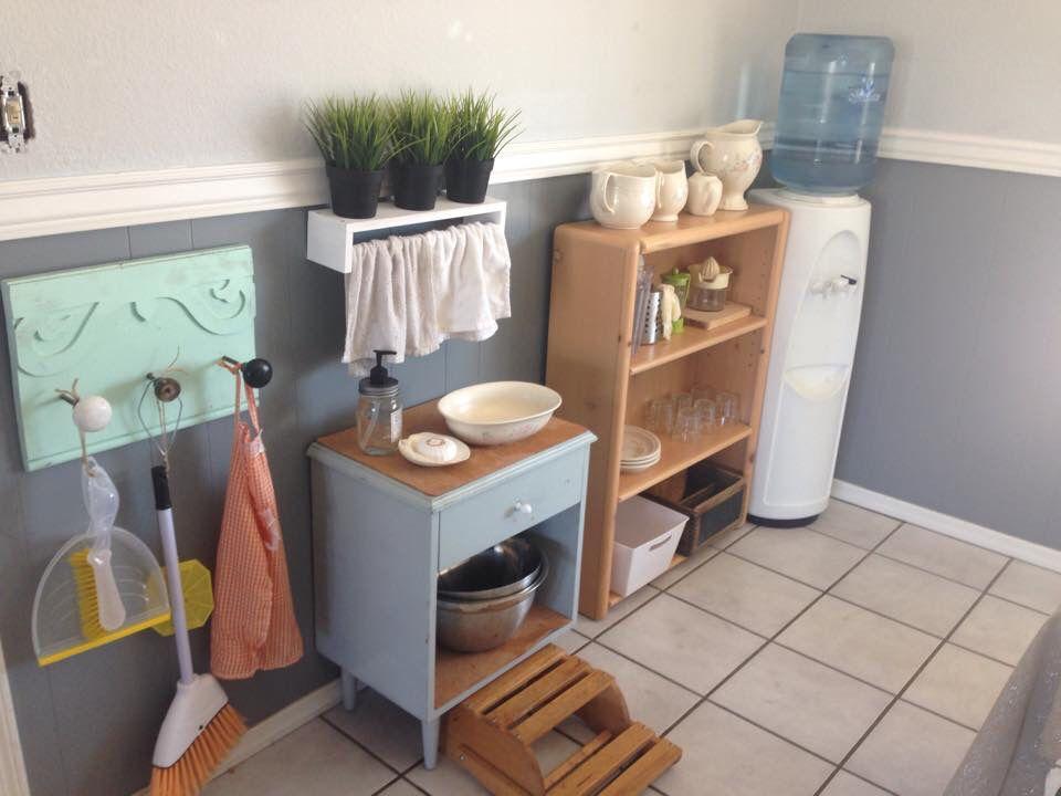 montessori kitchen